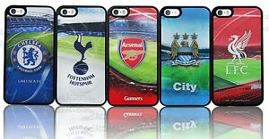Official Licensed Football Club Team 3D Phone Case Cover for iPhone 5 5S SE
