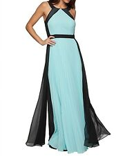 APART Plisseekleid 38 NEU Abendkleid Maxikleid Damenkleid schwarz 46031 #300/106