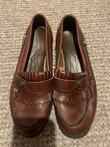 Eastland Womens Leather Loafers