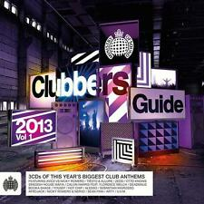 Various-Ministry of Sound-Clubbers guide 2013,vol.1/0