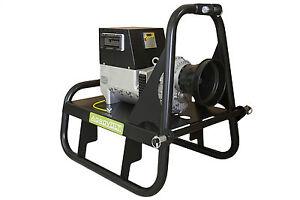 Zapfwellengenerator Zapfwellenstromerzeuger FOGO AGROVOLT  18 kvA AV18R mit AVR