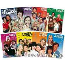 Threes Company: Complete TV Series Seasons 1 2 3 4 5 6 7 8 Box / DVD Set(s) NEW!