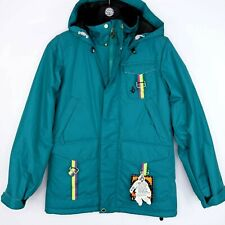 Volcom Adapt Womens Size S Insulated Snowboard Jacket Green