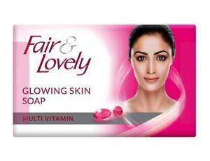 Fair & Lovely Glowing Skin Soap Bathing Bar | Multi Vitamin | 75 Gram