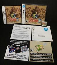 Legend of Zelda Phantom Hourglass (Nintendo, DS, 2DS, 3DS 2007) - Complete Works