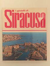 I gioielli di Siracusa -98 tavole a colori -R.Vantaggi -Edizione Plurigraf -1975