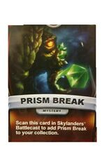 Skylanders Battlecast Collector's Card Mystery Prism Break