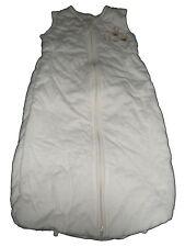 C & A toller Schlafsack 74 cm creme mit Tierstickereien !!