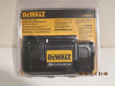 DEWALT DCB361 36VOLT LITH-ION BATTERY PACK-FACTORY SEALED-LATE 2015 DOM-NISP!!!!