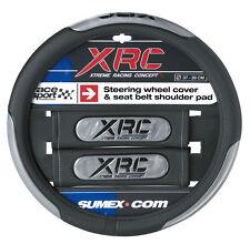SUMEX XTREME RACE SPORT concetto Volante Copertura & Cintura di sicurezza spalla PADS