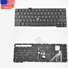 NEW Keyboard for Thinkpad NEW X1 Carbon Gen 2 2nd 2014  Backlit US 0C45108