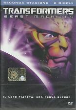 Transformers. Beast Machines. Stagione 2 (2000) 2 DVD