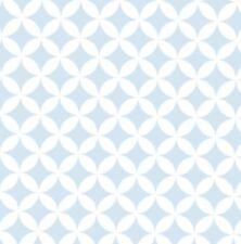 Klebefolie selbstklebende Möbelfolie Elliott hellblau Dekorfolie 45 cm x 200 cm