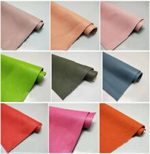 10Pieces/Cowhide Hide and Leather Craft DIY Skins Layer Restore Manual 20X30CM