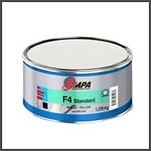IMPA POLYESTER FILLER PASTE 780 GR. FOR STEEL FIBERGLASS CAR BODY WORK NAUTICAL