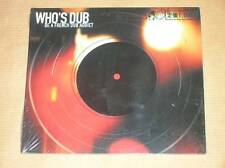 CD PROMO RARE / WHO'S DUB / BE A FRENCH DUB ADDICT / NEUF SOUS CELLO