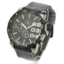 NEW V6 Super Speed Fashion Oversize Dial Case Cool Sport Boy Men Wrist Watch JBS
