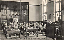 Royston. The Home for Little Girls in Robert H. Clarke's Series # 139. Classroom