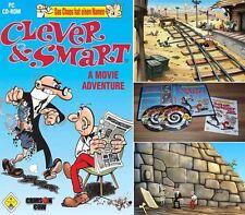 Clever & Smart PC Adventure DEUTSCHES  Point and Click Adventure supersüß