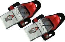 Fix Auto Nacelle quinny car cot kit fixation dormicoque - Fix auto nacelle senzz