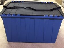 72 Plastic Storage Totes - Environmental Preferred Product (EPP)