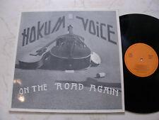 Hokum voice on the road again * privé pressage *