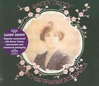 SANDY DENNY - LIKE AN OLD FASHIONED WALTZ [GERMANY BONUS TRACKS] [PA] NEW CD