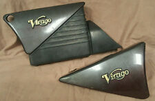 OEM 1982-1983 YAMAHA XV920 VIRAGO (SET) SIDE COVER PANELS