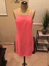 "Beautiful BCBG Generation ""Sherbet"" Colored Spaghetti Strap Dress Size 10 NWT"