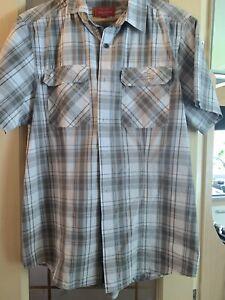 craghoppers bear grylls Short Sleeved Shirt Large