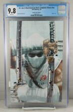 G.I. JOE ARAH COMPLETE SILENCE CGC 9.8 GABRIELE DELL'OTTO BLOODY VARIANT