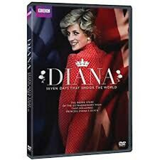 DIANA: Seven Days That Shook The World - NEW!