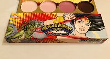 MAC WONDER WOMAN PALETTE ~DEFIANCE ~EXTREMELY RARE COLLECTORS ITEM ~NEW IN BOX!