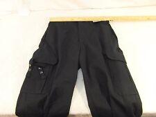 Unisex Horace Small Dark Blue 34 X 37 Uniform Pants Cuffs Are Not Hemmed 33122