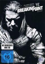WWE Breaking Point 2009 DVD Orig WWF Wrestling Randy Orton vs John Cena