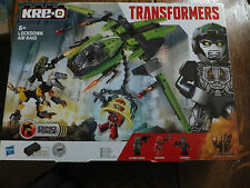 Kre-o Transformers - Lockdown Air Raid - Childs Playset - 203 Pieces - Ages 6+