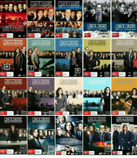 Law and Order Special Victims Unit SVU Complete Series Seasons 1-20  DVD SET NEW