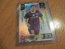 Adrenalyn XL Champions League 2010-2011 2010/11 Lionel Messi Limited Edition