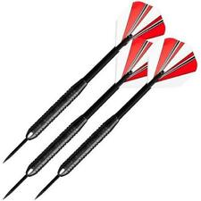Trademark Games 23 Gram Steel Tipped Darts – Tournament Competition Accessory