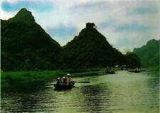 CPM AK Montagned de plateau de riz gluant. VIETNAM-Indochine (716522)