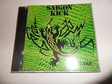 CD Saigon Kick – the Lizard