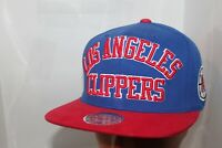Los Angeles Clippers Mitchell & Ness NBA Wordmark Snapback,Hat,Cap   New