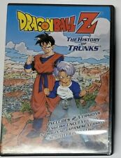 Dragon Ball Z - The History of Trunks (DVD, 2000, Uncut)