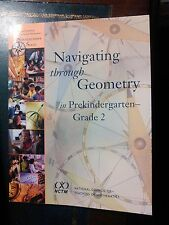 Navigating Through Algebra in Prekindergarten- Grade 2 (2001, Paperback)