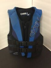 O'Neill Youth Size 50-90Lb Flotation Aid Type Iii Pfd Water Ski W.Board Pwc Vest