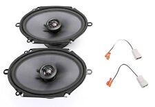 "Fits 1999-2002 Lincoln Navigator Front Doors 6"" x 8"" TX Speakers by Skar Audio"