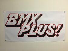 old school bmx plus BANNER 4ft X 2ft vdc hutch gt se racing