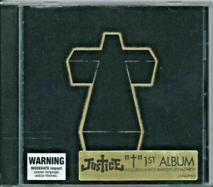 """JUSTICE """" t """"  2007 DEBUT CD LIKE NEW"""