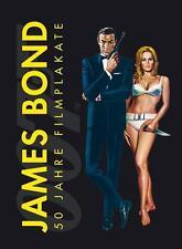 James Bond - 50 Jahre Filmplakate von Dennis Gassner und Alastair Dougall (2012, Gebundene Ausgabe)