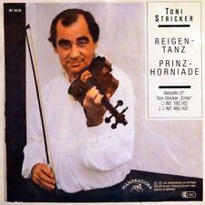"""7"""" TONI STRICKER Reigentanz / für HARALD PRINZHORN ANDRE HELLER MANDRAGORA 1981"""